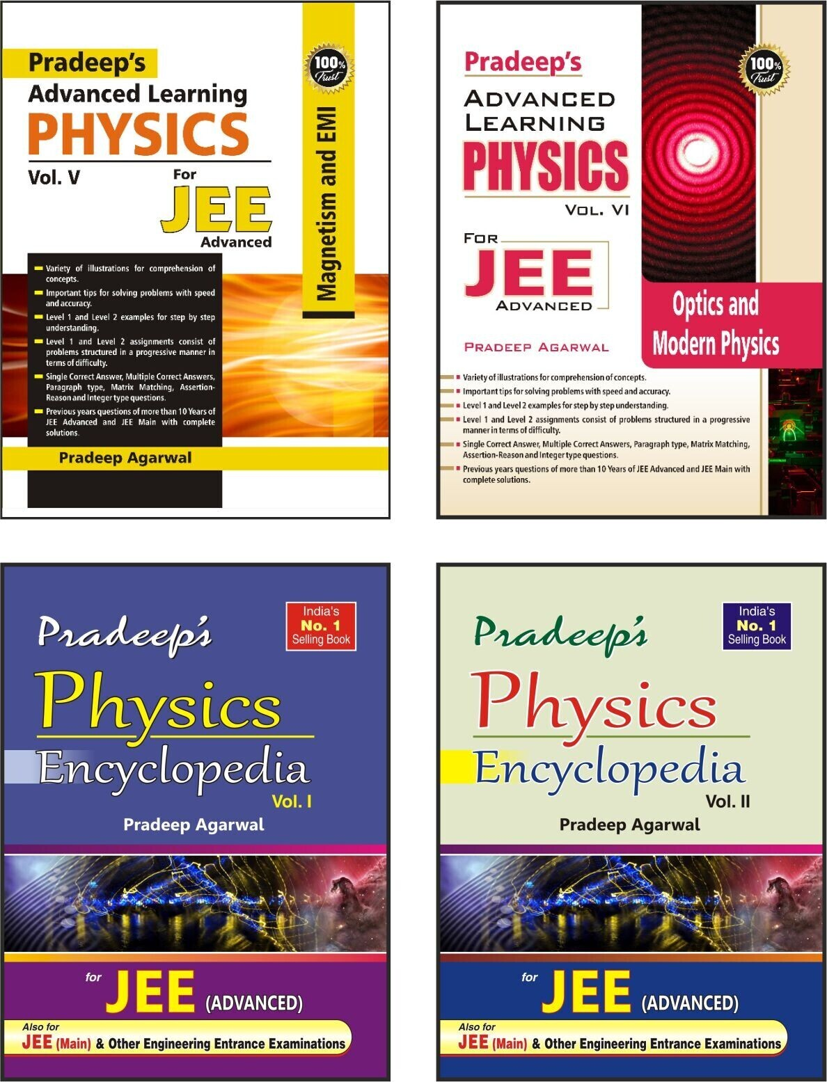 Physics Book for JEE Advanced