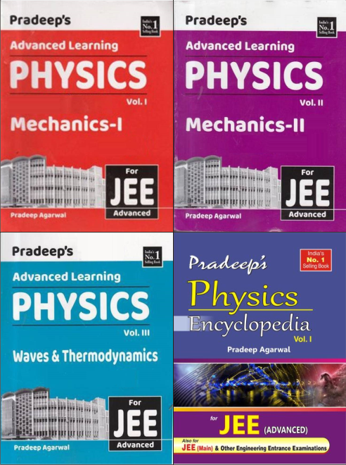 Physics Book for IIT